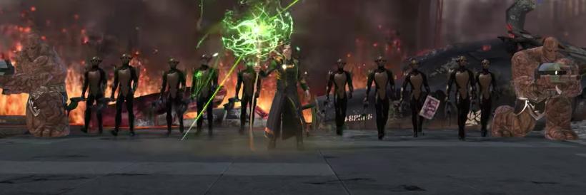 Marvel Heroes Omega llegará a PS4 y ONE esta primavera