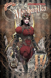 Lady Mechanika tome 2