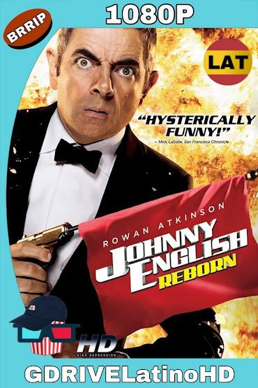 Johnny English Recargado (2011) BRRip 1080p LAT-CAS-ING mkv