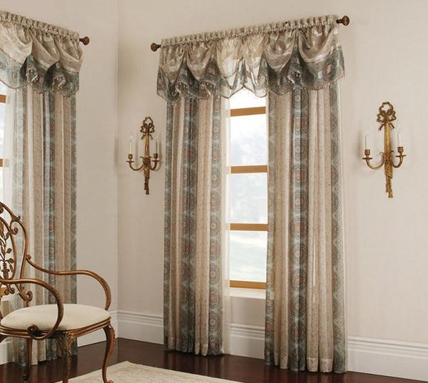 Permalink to Ide Tentang Tirai Sebagai Penutup Jendela Maupun Penyekat Ruangan