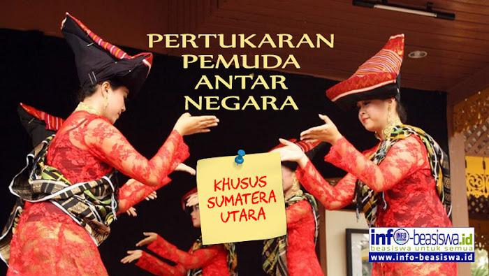 Pertukaran Pemuda Antar Negara 2019: Sumatera Utara