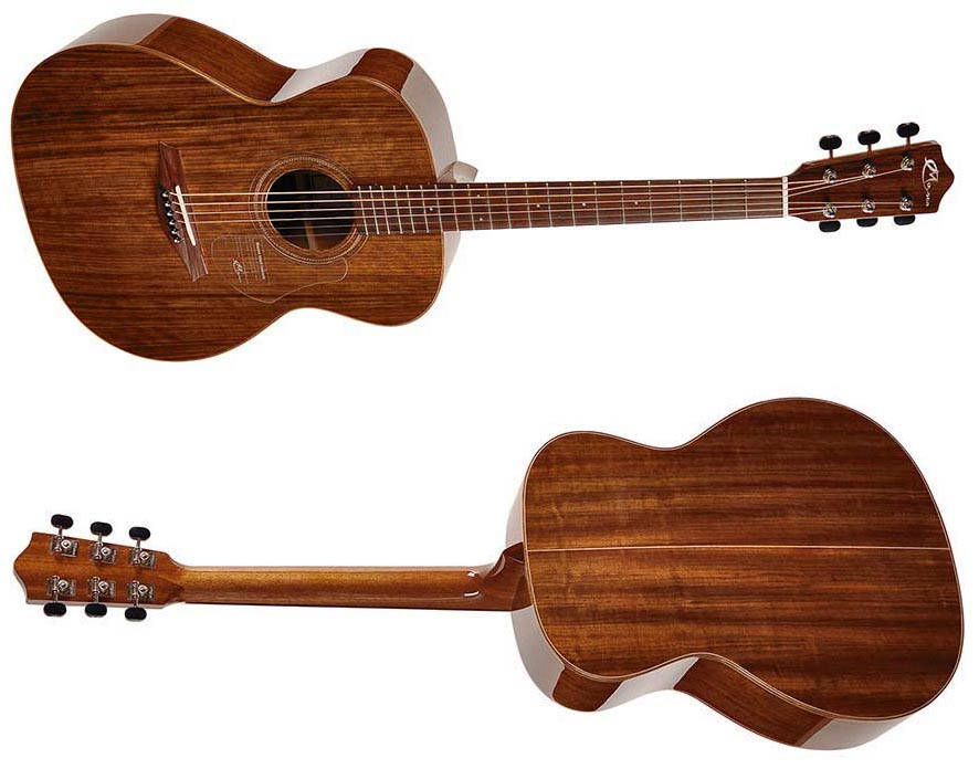 Musical dom nguez guitarra ac stica mayson luthier m3 0 for Luthier guitarra electrica