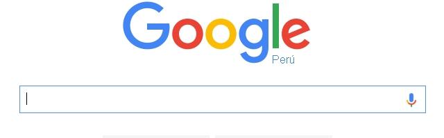 Google Perú - Solo Nuevas