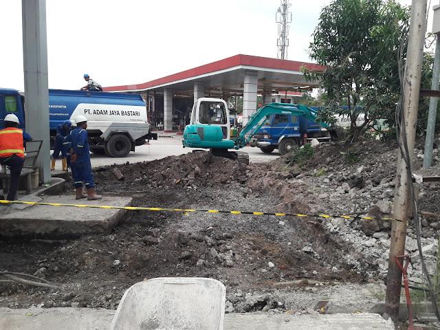 penggalian k3 konstruksi