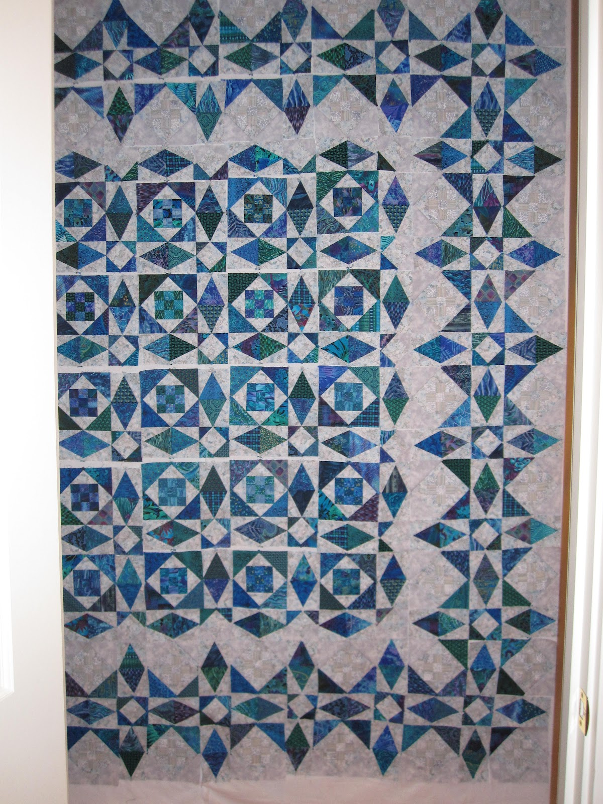 storm at sea quilt template - julie 39 s quilts and costumes design wall monday 3 26 12