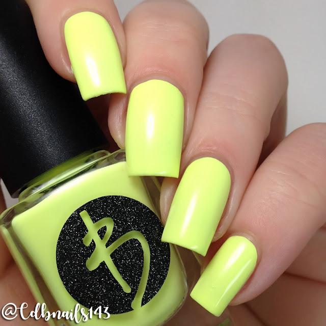 Bliss Polish-Let's Glow Girl