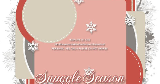 TEMPLATE 181 SNUGGLE SEASON AND ANOTHER NEW MASK