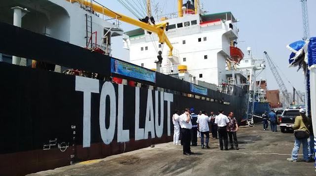 Tol Laut Akan Tekan Biaya Logistik 25 Per Sen Di Indonesia Timur
