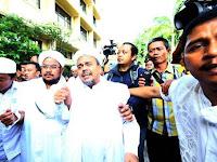 Saat ini Habib Rizieq Dirawat di RS Bogor, Ini Penyebabnya