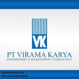 Lowongan Kerja Sekretaris PT VIRAMA KARYA (Persero)