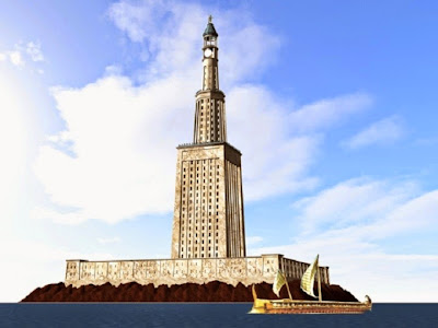 Egypt approves replica Pharos lighthouse plans