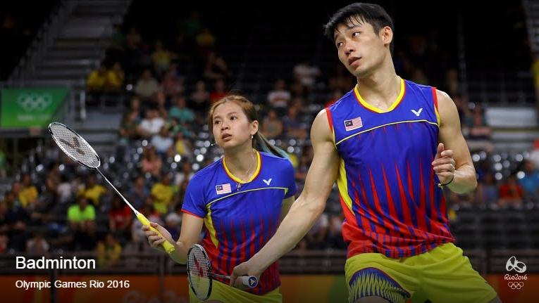 Tahniah Beregu Campuran Badminton Malaysia Pungut Pingat Perak!