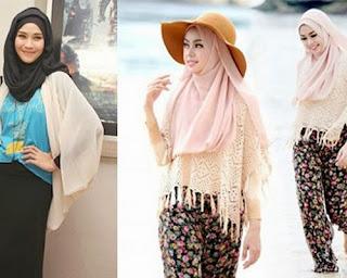 model baju hijab modern dan gaul