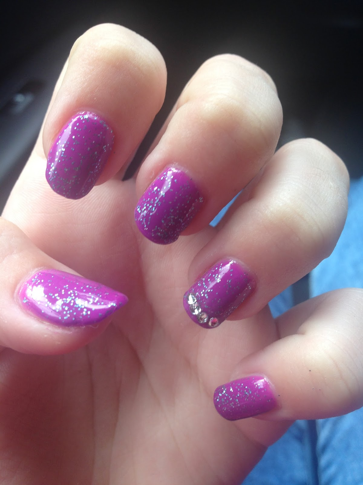 beingtay: Gorgeous Gel Nails: Prom & Holiday