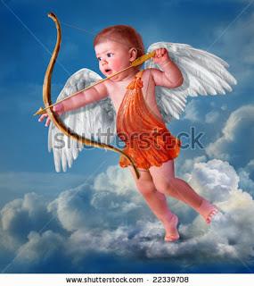 foto de bebe vestido de cupido
