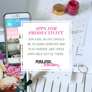 Fire Your Assistant, Get These Apps on Pura Vida. Sometimes.
