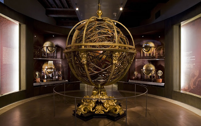 Informações sobre o Museo Galileo em Florença