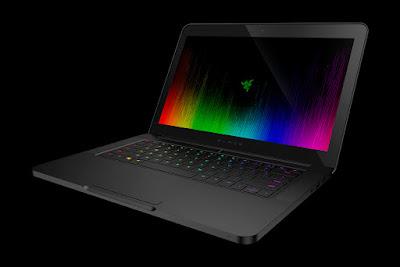 Razor Blade Laptop