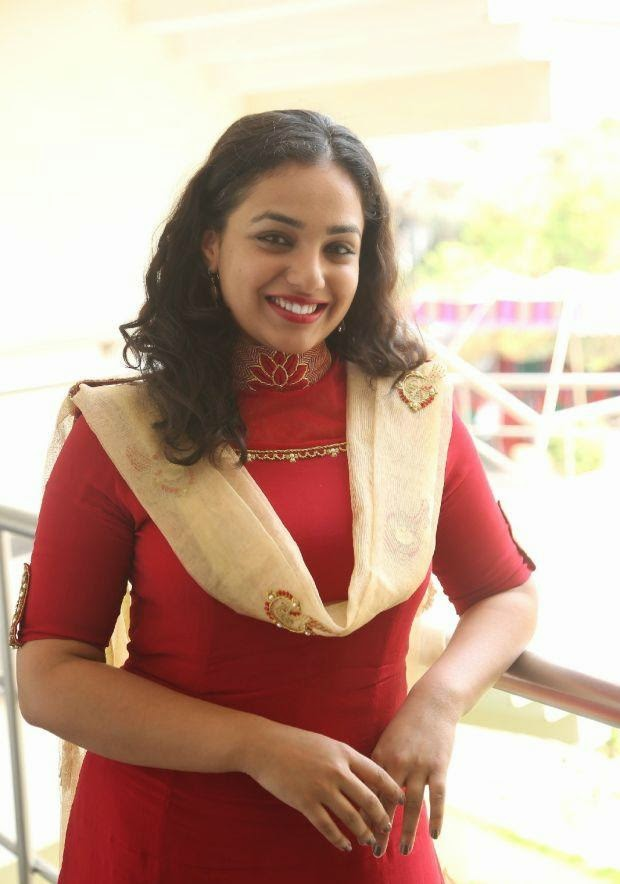 Nithya Menon latest new photos