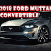 2017 Detroit Auto Show : 2018 The Ford Mustang Convertible,Coupe,Price usa