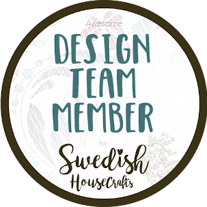 So thrilled to design for Swedish House Crafts