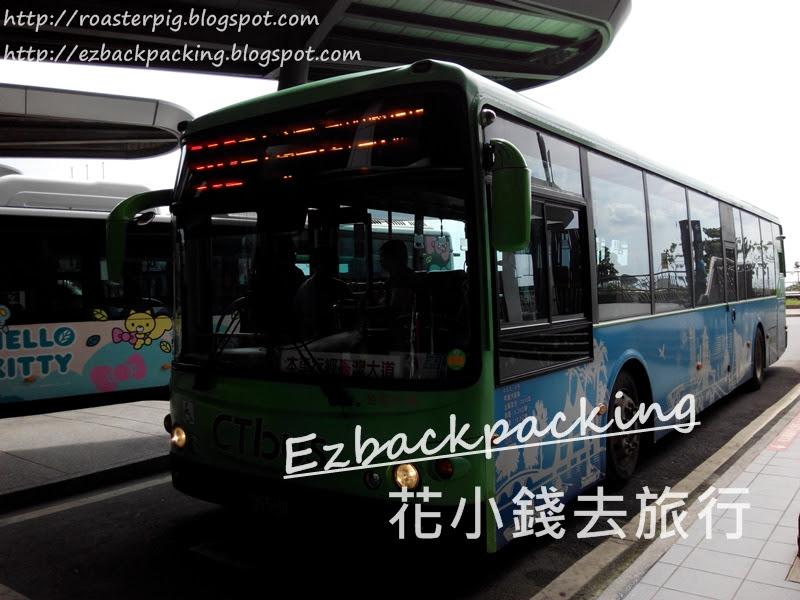 台中機場 302路公車