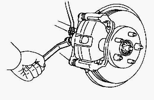 Brake Caliper Repair Removal and Installation 1997- 2001