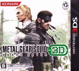 Metal Gear Solid: Snake Eater 3D, 3DS, Español, Mega, Mediafire