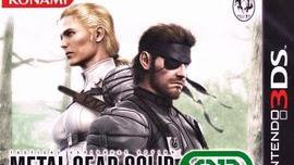 Metal Gear Solid: Snake Eater 3D [3DS] [Español] [Mega] [Mediafire]