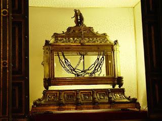 Relíquia da Igreja de São Pedro Acorrentado, ROma