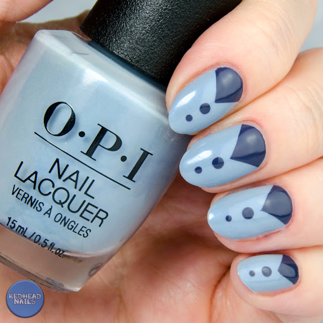 OPI Check Out The Old Geysyrs swatch