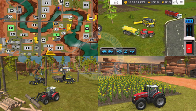 farming simulator 18 APk Data Free Android