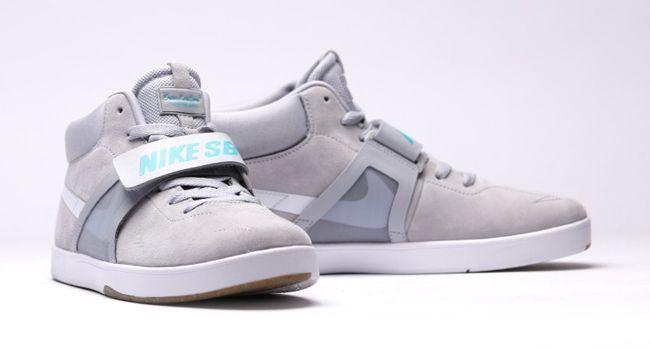 pasaporte Síguenos Mesa final  Der Nike SB Eric Koston Mid Premium - McFly 'Zurück in die Zukunft II  Colorway' Sneaker ( 4 Pics ) - Atomlabor Blog   Dein Lifestyle Blog