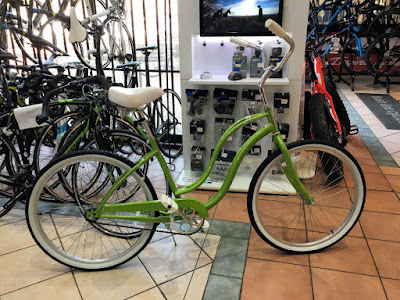 ladies Schwinn bicycle