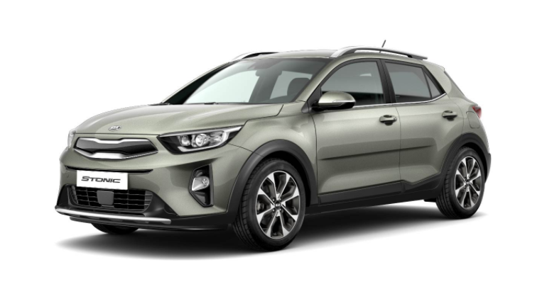 Kia Stonic 2018 Couleurs Colors