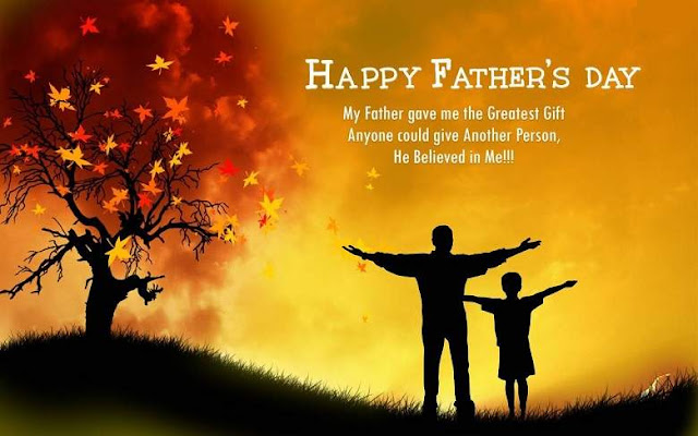 Happy Fathers Day 2017 Cards Sayings & Quotes - Top & Best Greeting Cards With Quotes Of Fathers Day