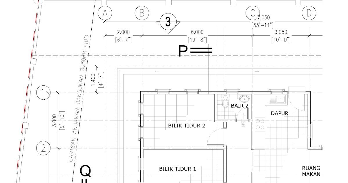 Tip Rekabentuk Rumah Luas Minimum Bilik Dalam Bangunan Kediaman Mengikut Ubbl 1984