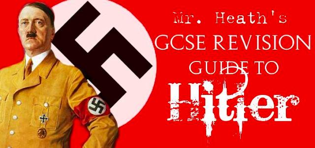 gcse hitler notes