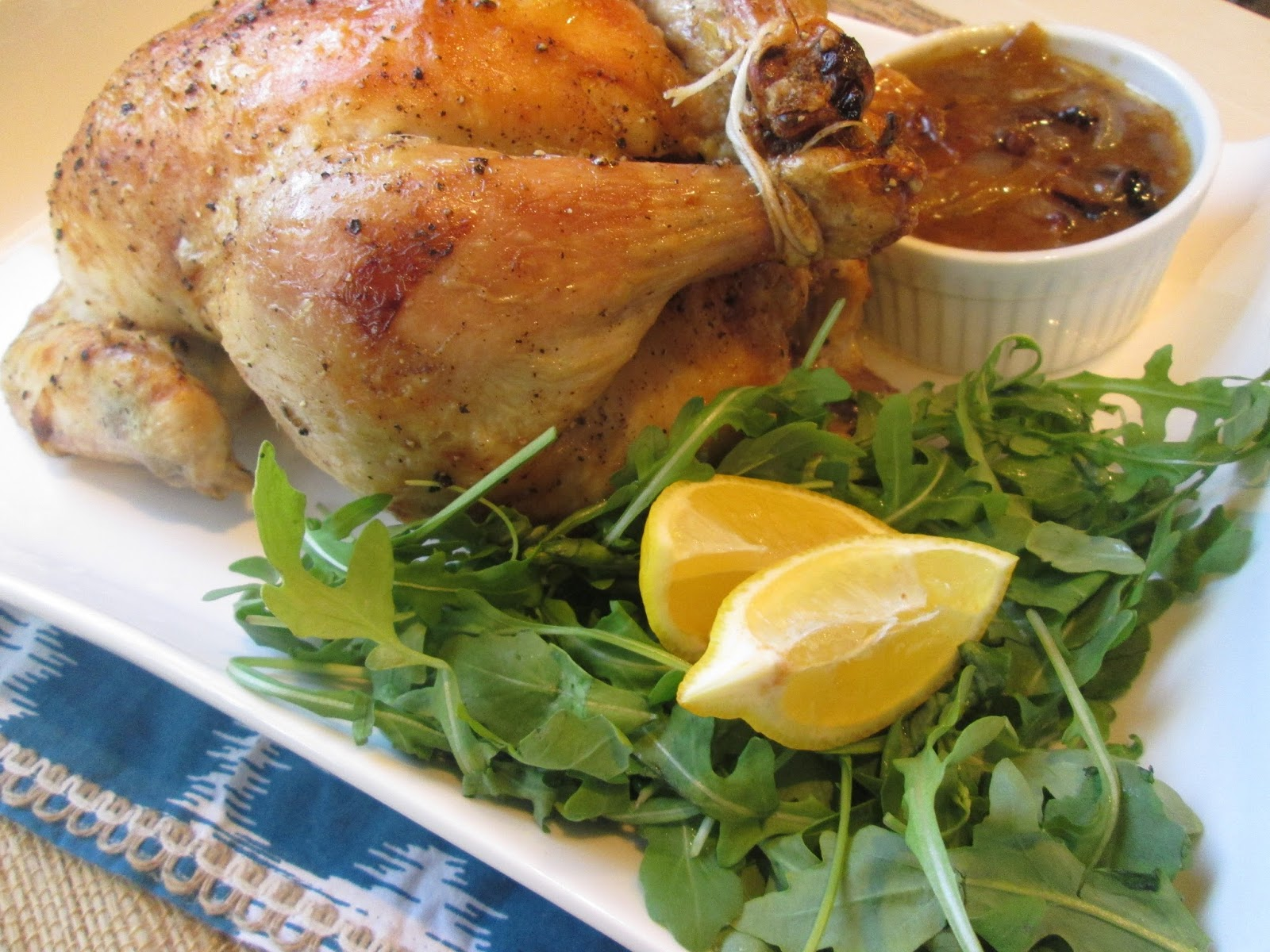 Ina Garten Chicken Recipes Stirring The Pot Ina Garten's Engagement Roast Chicken The Very