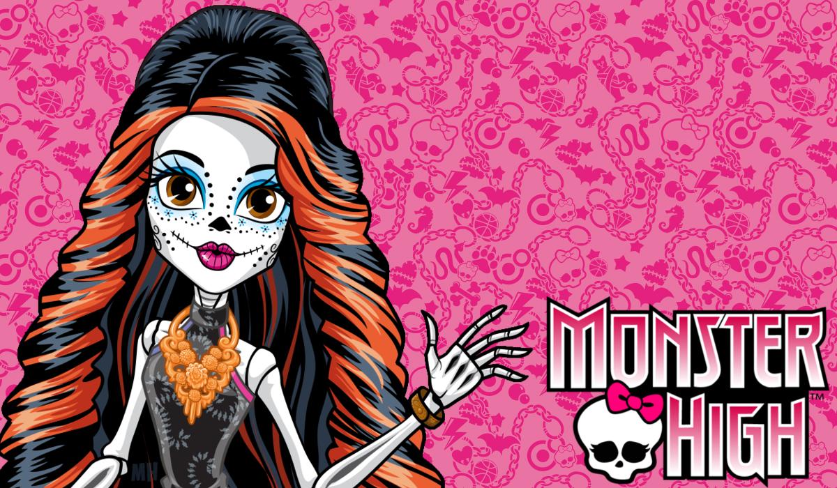 Fondos De Pantalla De Monster High: Wallpapers Monster High 4: Crochet Com Arte