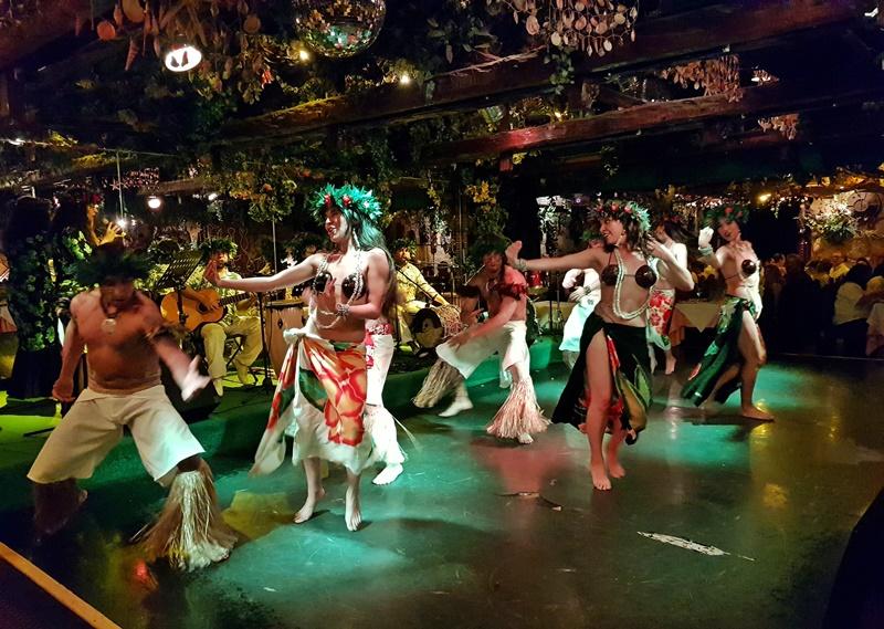 Jantar com Show em Santiago - Bali Hai