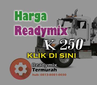 Harga Readymix K 250 Termurah