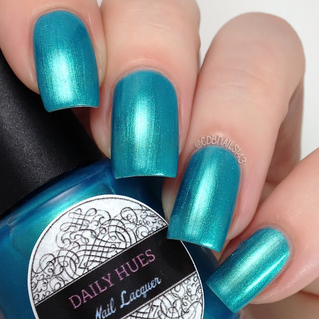 Daily Hues Nail Lacquer- It's 5 o'clock Somewhere