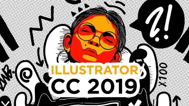 تحميل برنامج Adobe Illustrator CC 2019 Free Download أخر إصدار