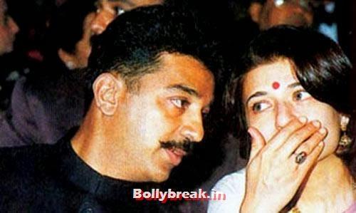 Kamal Haasan and Sarika, Bollywood's shocking divorces - List of Divorce Bollywood Celebs