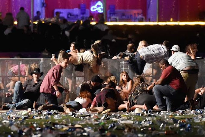 'Beyond Horrific.' How the World Is Reacting to the Las Vegas Shooting