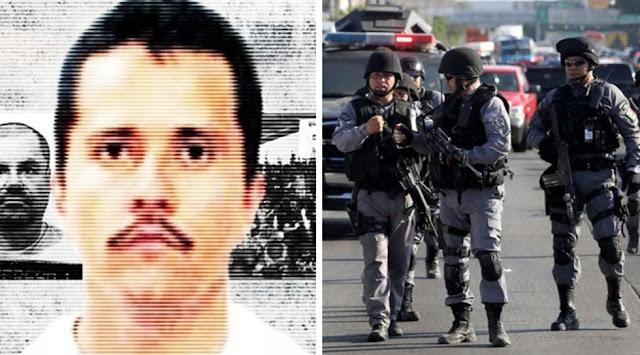 Pisan talones a 'El Mencho', líder del Cártel Jalisco Nueva Generación, con operativos especiales en Jalisco y CDMX.