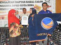 NASDEM Optimis Raih Lima Kursi di DPRD Kota Bima