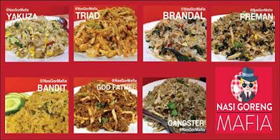 Nasi Goreng mafia Lampung