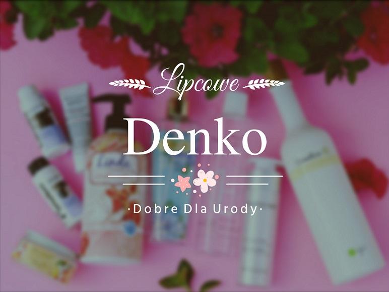 Kosmetyczne pożegnania... DENKO lipca 2017 w minirecenzjach